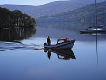 Loch Tay Fishing Holidays