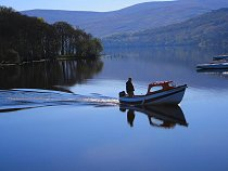 Scottish Fishing Lodges - Loch Tay Highland Lodges, Perthshire