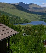 Portnellan Luxury Lodges - Crianlarich, Scottish Highlands