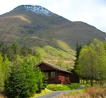 Portnellan Highland Lodges - Glen Dochart, Crianlarich, Highlands