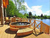Cotswolds Cottages & Log Cabins with Hot Tubs