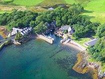 Melfort Harbour Cottages - Kilmelford, Nr Oban, Scottish Highlands