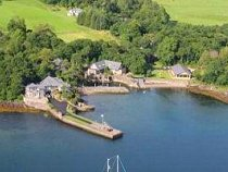 Fishing Holidays UK - Melfort Harbour Cottages, Nr Oban, Scottish Highlands