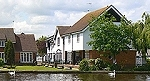 Peninsula Riverside Cottages at Wroxham, Norfolk Broads
