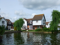 Peninsula Cottages, Wroxham, Norfolk Broads