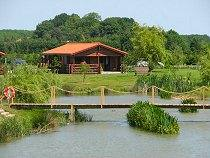 Rural Roosts lodges & fishing, Lincolcshire