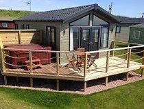 Sauchope Links Lodge Plus - Crail, Fife, Scotland