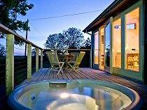 Saxon Maybank Hot Tub Lodges, Dorset