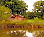 Spring Heath Log Cabins - Knockin, Oswestry, Shropshire