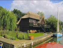 Norfolk Boathouse, South Walsham