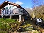 Waterfall Lodge - Nr Killin, Loch Tay