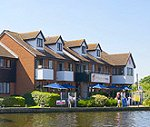 Wherrymans Apartments at Wroxham Bridge