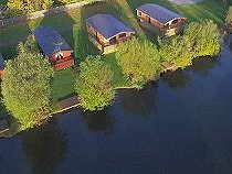 Woodlakes Park Lodges & Fishery - great fishing breaks