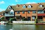 Anchor & Riverside Holiday Cottages, Wroxham, Norfolk Broads